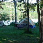 Camp Saint-Paul - Tente