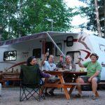 Camp Saint-Paul - Camping-car